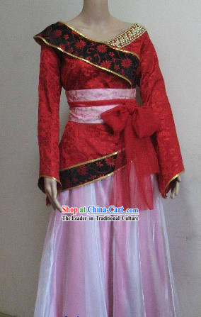 Chinese Kolo Uniform for Performance