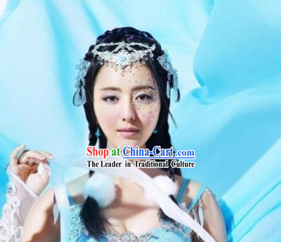 Traditional Chinese Cosplay Fairy Headdress Set