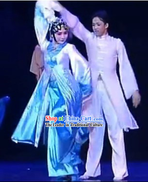 Mei Lanfang Dance Costumes Complete Set for Women