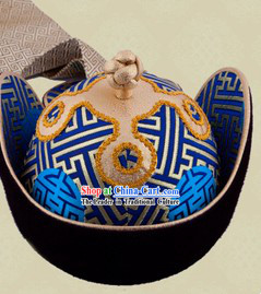 Ancient Chinese Mongolian Prince Male Hat