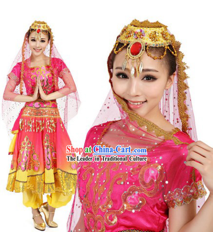 Supreme Indian Dance Costumes for Women