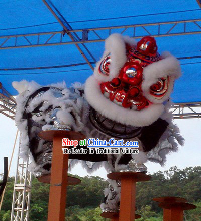 Chinese Year Southern Style Lion Dance Costumes Complete Set