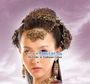 Ancient Chinese Handmade Headpiece for Women