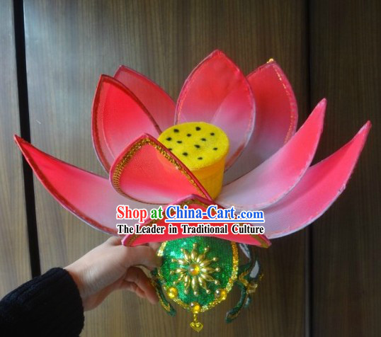 Chinese Classical Lotus Hair Accessories