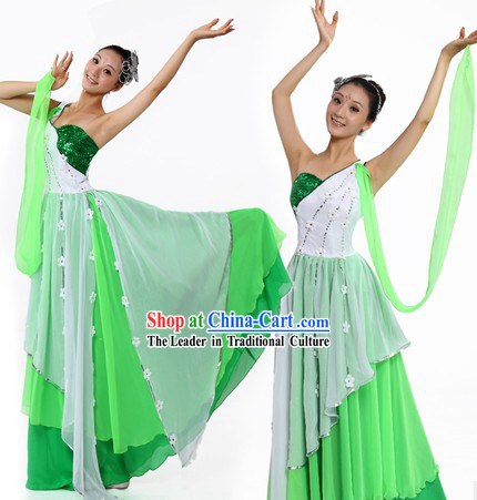 Cantata Costume and Headpiece for Women