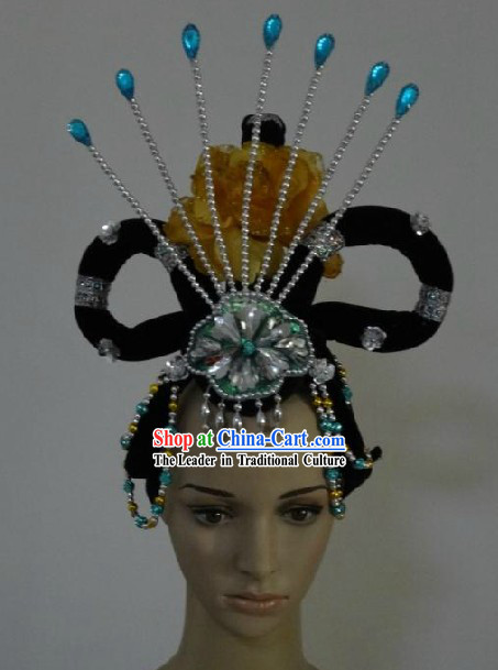 Chinese Classical Dancing Hat for Women