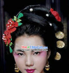 Ancient Chinese Style Hair Accessories Set for Women