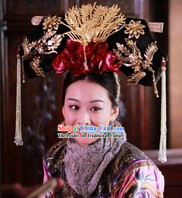 Qing Dynasty Phoenix Hair Accessories for Women