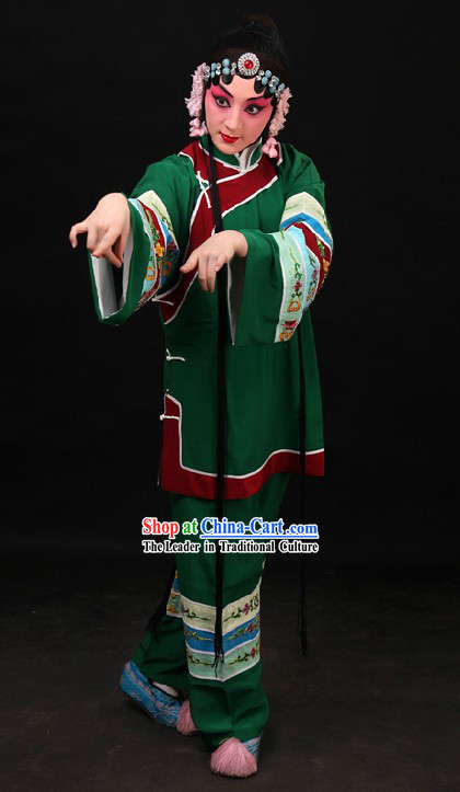 Traditional Chinese Woman Matchmaker Costumes