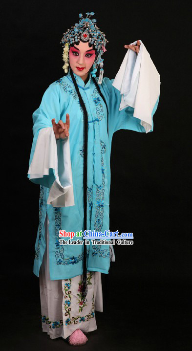 Chinese Peking Opera Huadan Robe for Women