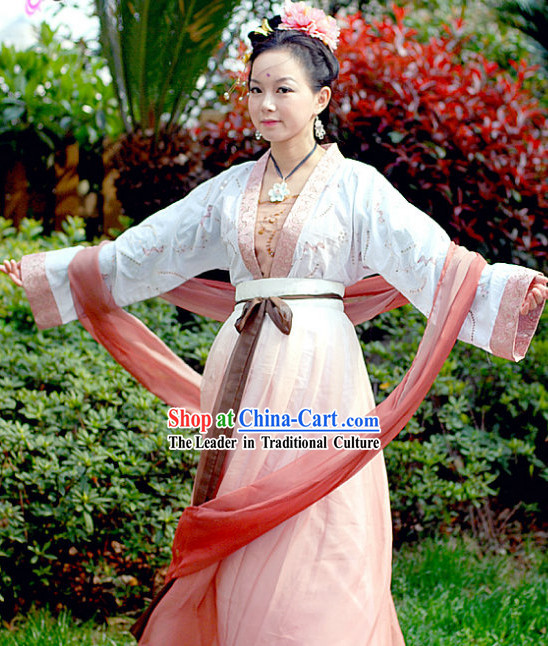 Ancient Chinese Costumes for Women