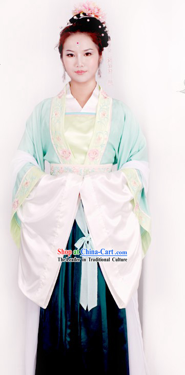 Ancient Chinese Tang Dynasty Fairy Clothing for Women