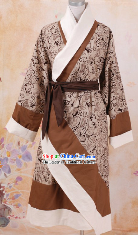 Ancient Chinese Han Dynasty Noblewoman Costumes for Women