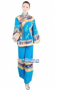 Traditional Chinese Classical Dance Costumes for Women