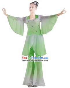 Traditional Chinese Classical Dancing Performance Costumes for Women