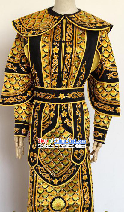 Ancient Chinese Armor Costumes for Men