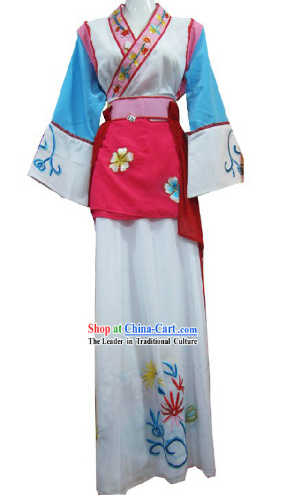 Ancient Chinese Opera Countryside Girl Costumes