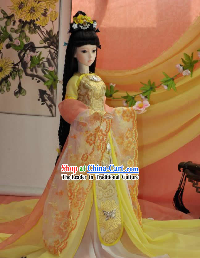 Ancient Chinese Princess Costumes for Women