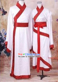 Ancient Chinese Palace Servant Costumes for Men or Women