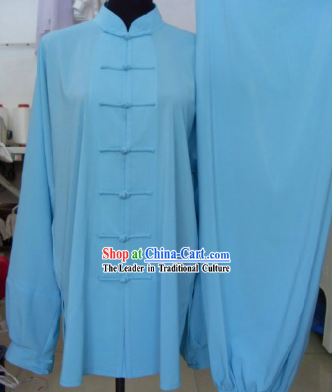 Traditional Chinese Silk Tai Chi Uniform
