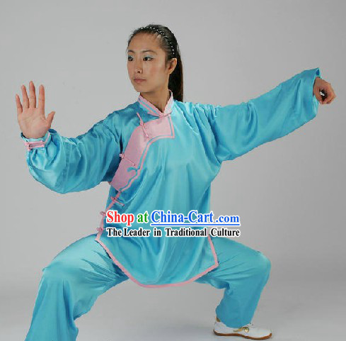 Traditional Chinese Tai Chi Chuan Suit for Women
