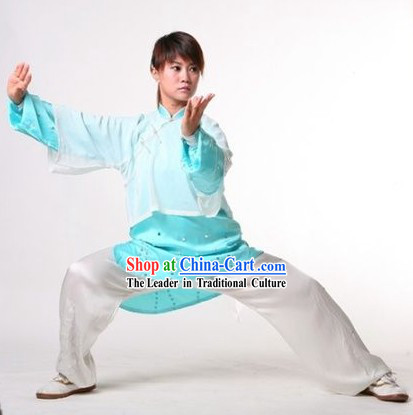 International Kung Fu Competition Uniform for Women