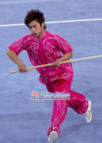 Supreme Wushu Martial Arts Uniform Supplies for Men