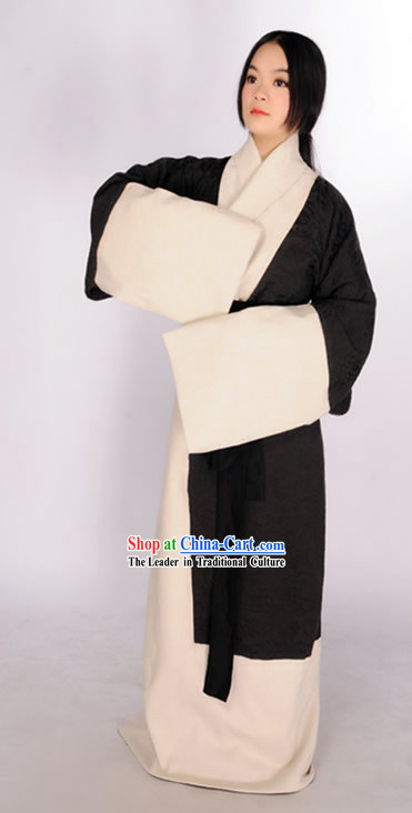 Ancient Chinese People Clothing for Women