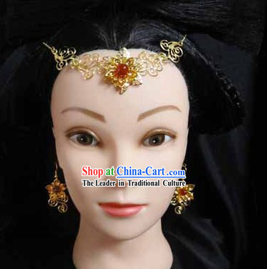 Ancient Chinese Wedding Style Accessories