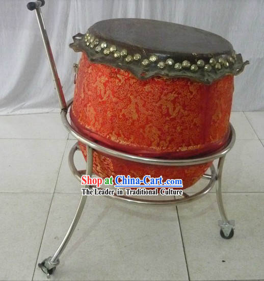 24 Inches Traditional Chinese Southern Lion Drum