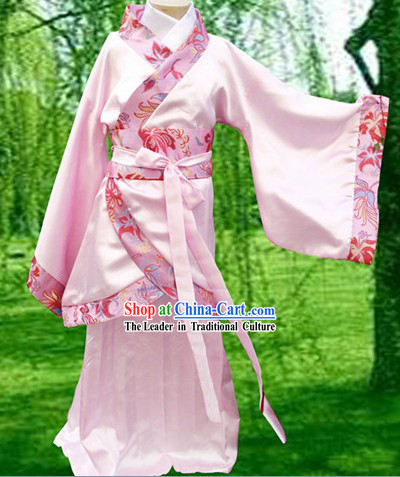 Ancient Chinese School Student Costumes for Children