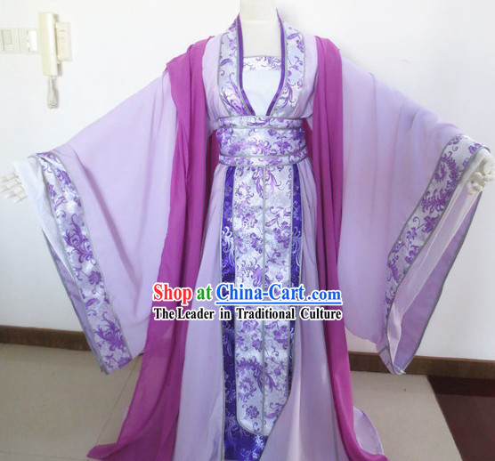 Ancient Chinese Xia Xue SD Costumes