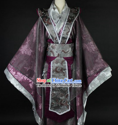 Ancient Chinese Prince Costume for Men