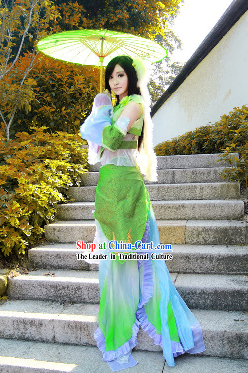 Traditional Ancient Chinese Fairy Clothes for Women