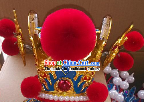 Ancient Red Chamber Hong Lou Meng Jia Baoyu Coronet for Men