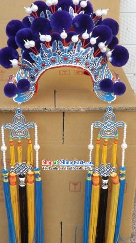 Traditional Chinese Phoenix Coronet for Women