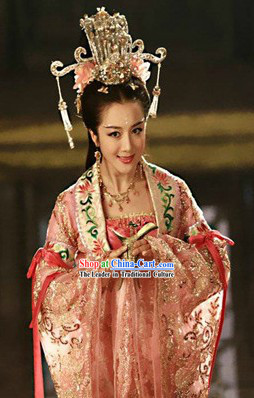 Traditional Chinese Imperial Palace Princess Costumes