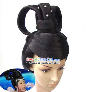Ancient Chinese Chang E Li Yugang Style Wig