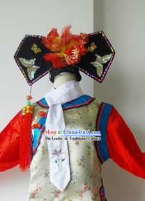 The Return of The Pearl Princess Huan Zhu Ge Ge Costumes Complete Set for Women
