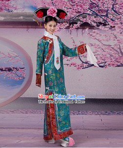 The Return of The Pearl Princess Xiao Yanzi Costumes and Headwear
