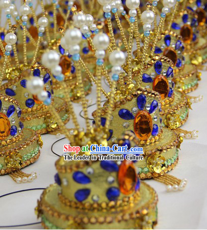 Traditional Korean Dance Headwear Hair Accessories