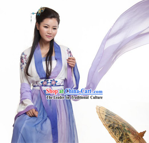 Traditional Ancient Chinese Female Teacher Costumes for Women