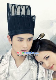 Ancient Chinese Bridegroom Hat