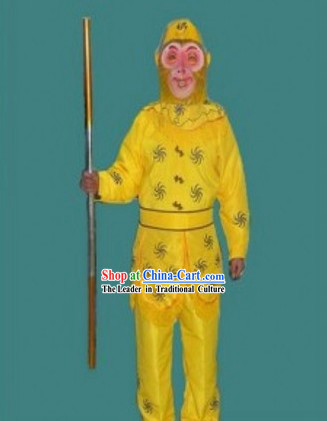 Journey to the West Monkey King Mask, Costumes and Prop