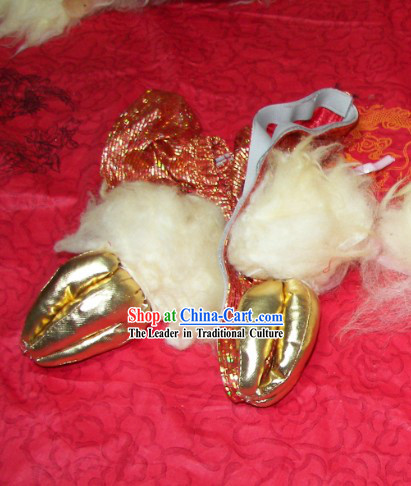 One Pair of Lion Dance Claws
