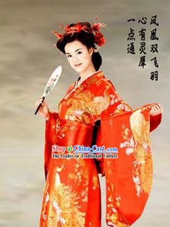 Good Luck Chinese Wedding Suit for Women