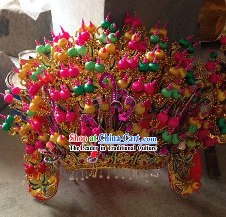 Chinese Wedding Phoenix Coronet for Women