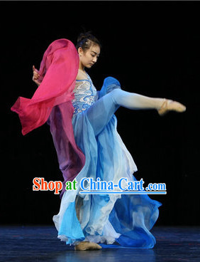 Traditional Chinese Adult Stage Solo Dance Costume