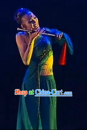 Classical Chinese Dance Costumes for Women