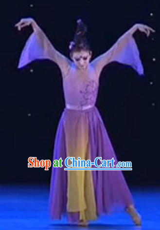 Popular Chinese Traditional Dance Costume